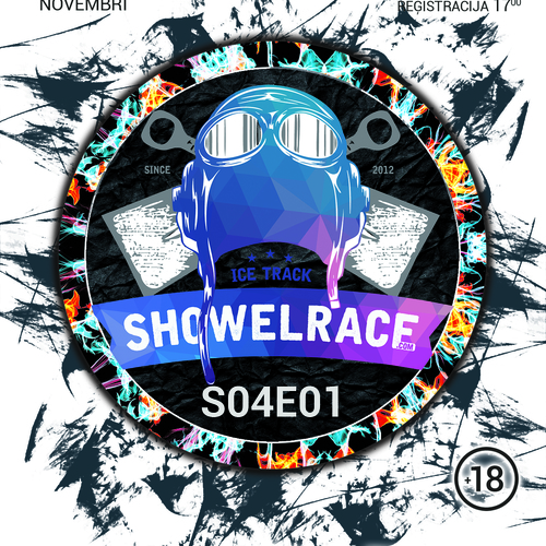 Showelrace flyer b